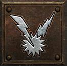 Umiejętność Czarodziejki w Diablo II - Seryjne Błyskawice
