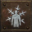 Umiejętność Czarodziejki w Diablo II - Mistrzostwo we władaniu Zimnem