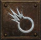Umiejętność Czarodziejki w Diablo II - Ognisty Piorun