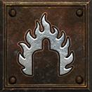 Umiejętność Czarodziejki w Diablo II - Mistrzostwo we władaniu Ogniem