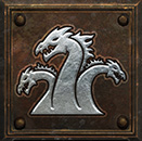Umiejętność Czarodziejki w Diablo II - Hydra