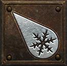 Umiejętność Czarodziejki w Diablo II - Lodowe Uderzenie