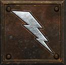 Umiejętność Czarodziejki w Diablo II - Błyskawice