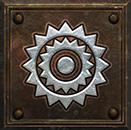 Umiejętność Czarodziejki w Diablo II - Meteor