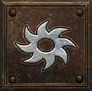 Umiejętność Czarodziejki w Diablo II - Nova
