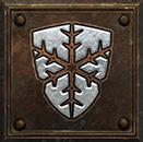 Umiejętność Czarodziejki w Diablo II - Lodowata Zbroja