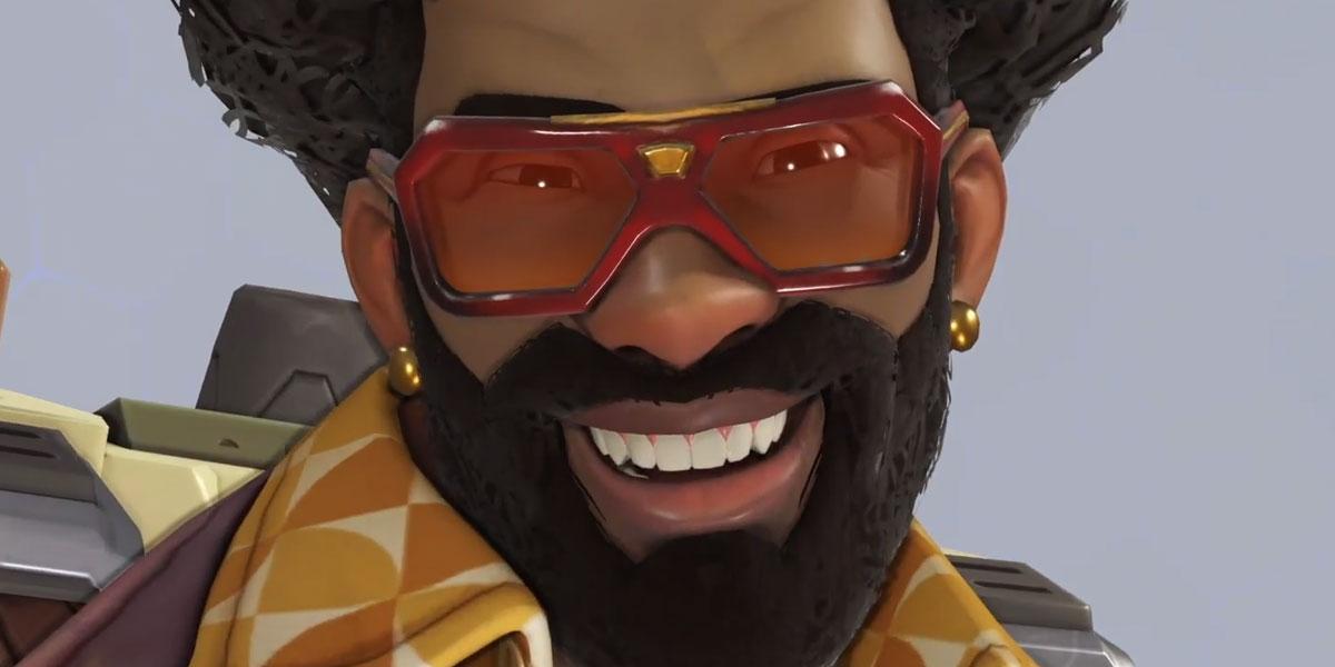 aktualizacja skórki Disco Baptiste w Overwatch