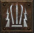 Umiejętność Zabójczyni w Diablo 2 – Szpony Gromu