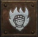 Umiejętność Zabójczyni w Diablo 2 – Pięść Ognia