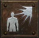 Umiejętność Zabójczyni w Diablo 2 – Uderzenie Umysłu