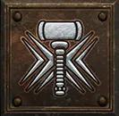 Umiejętność Zabójczyni w Diablo 2 – Psychiczny Młot