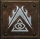 Umiejętność Zabójczyni w Diablo 2 – Ślad Ognia