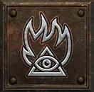 Umiejętność Zabójczyni w Diablo 2 – Ślad Inferna