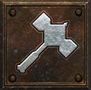 Umiejętność Paladyna w Diablo 2 - Błogosławiony Młot