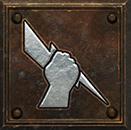 Umiejętność Paladyna w Diablo 2 - Pięść Niebios