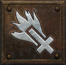 Umiejętność Paladyna w Diablo 2 - Święty pocisk
