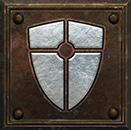 Umiejętność Paladyna w Diablo 2 - Święta Tarcza
