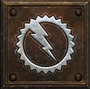 Umiejętność Paladyna w Diablo 2 - Święty wstrząs