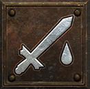 Umiejętność Paladyna w Diablo 2 - Poświęcenie
