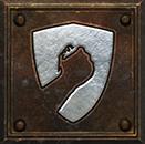 Umiejętność Paladyna w Diablo 2 - Pchnięcie