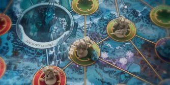 polski preorder gry planszowej World of Warcraft Wrath of the Lich King