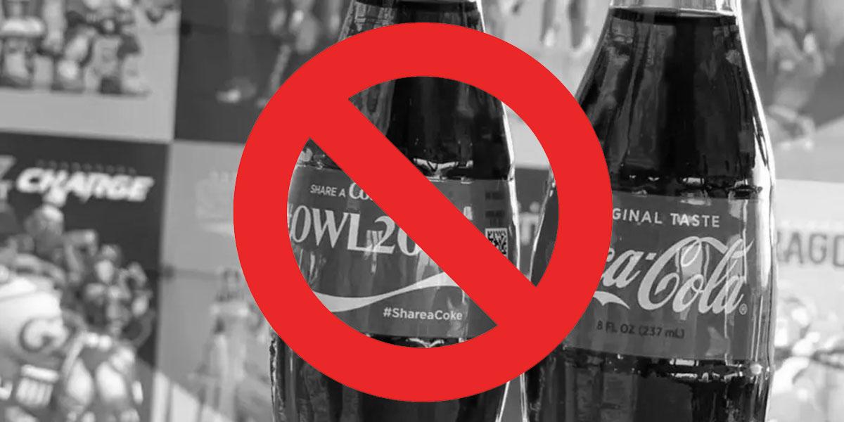 coca cola wstrzymuje współpracę z Overwatch League