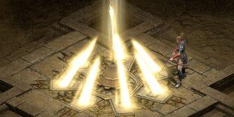 laska horadrimów zmienia nazwę w Diablo 2 Resurrected