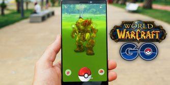 dwie gry mobilne Warcraft w fazie testów
