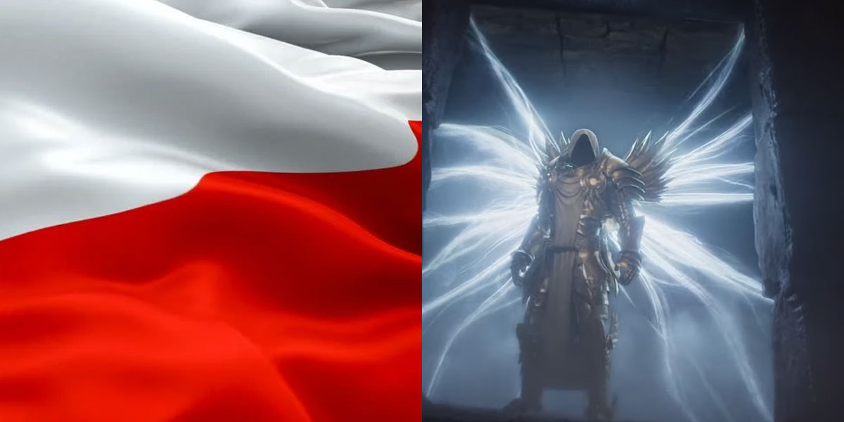 nowy polski dubbing diablo 2 resurrected