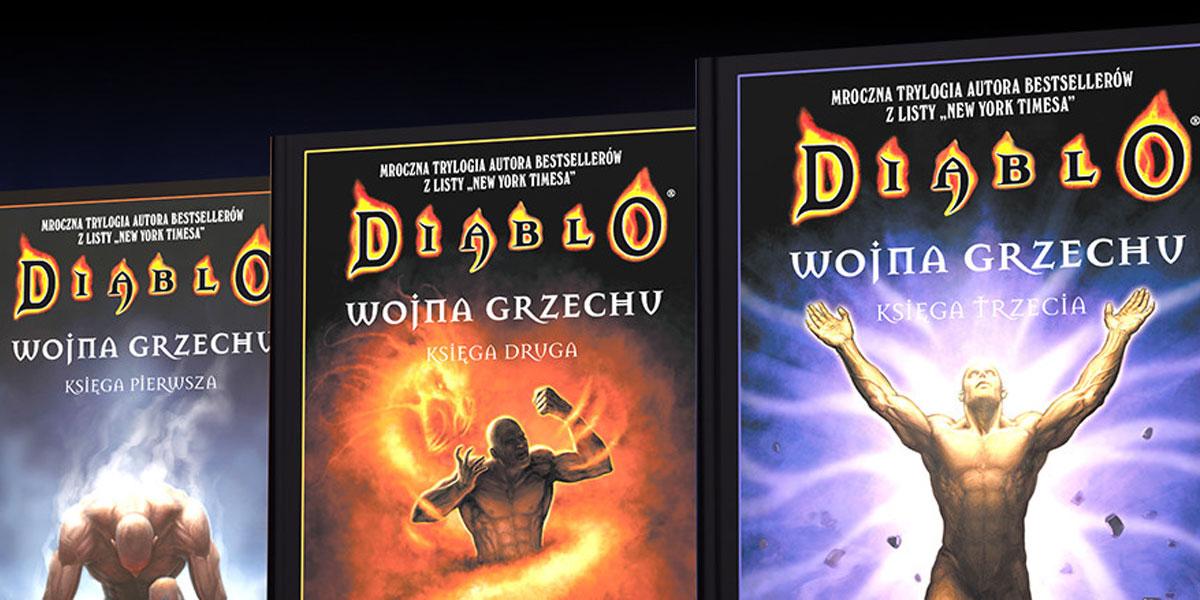 reedycja Diablo Wojna Grzechu od Insignis