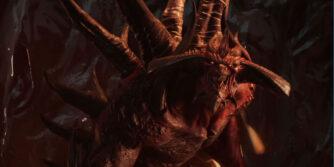 odnowione cinematiki prezentacja diablo baala i mefisto z diablo 2