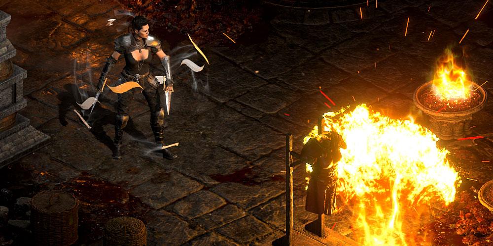 multiplayer diablo 2 resurrected na nintendo switch
