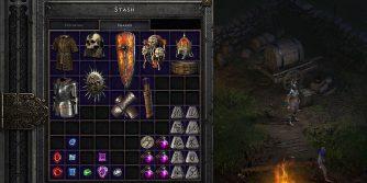 personalizowany loot w diablo 2 resurrected
