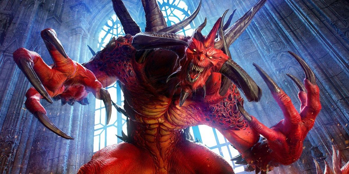 diablo clone pokonany w diablo 2 resurrected